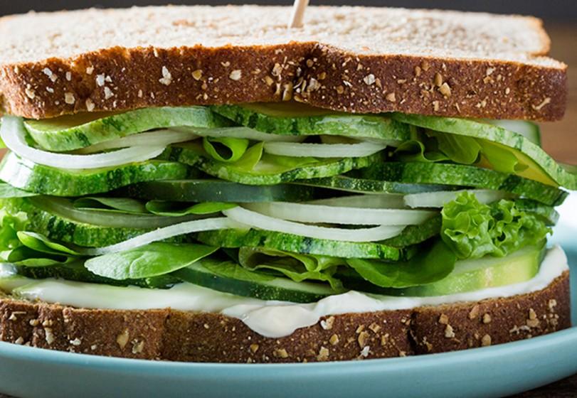 Sanduíche verde