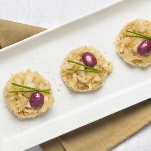 Crostini de Bacalhau