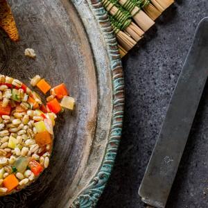 Tartar de Vegetais