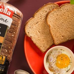 Ovos Italianos com Pão Integral