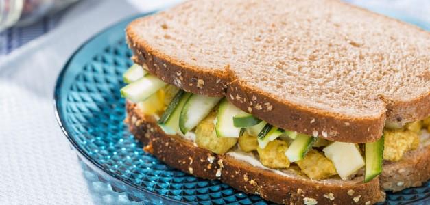 Sanduiche Thai