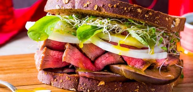 Rost beef Sandwich